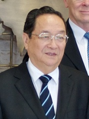 Photo of Yu Zhengsheng