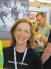 Photo of Kathrine Switzer