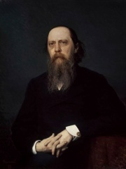 Photo of Mikhail Saltykov-Shchedrin