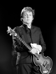 Photo of Paul McCartney