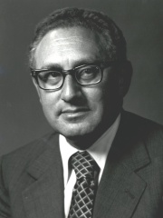 Photo of Henry Kissinger