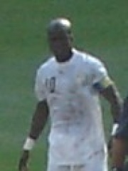 Photo of Stephen Appiah