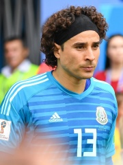 Photo of Guillermo Ochoa