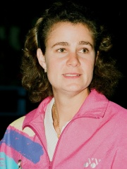 Photo of Pam Shriver