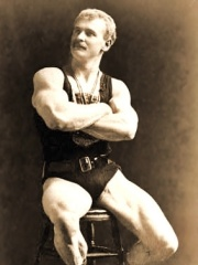 Photo of Eugen Sandow