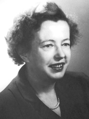 Photo of Maria Goeppert Mayer