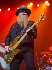 Photo of Dusty Hill