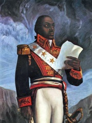 Photo of Toussaint Louverture