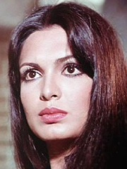 Photo of Parveen Babi