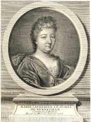 Photo of Madame d'Aulnoy