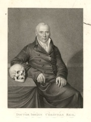 Photo of Johann Christian Reil