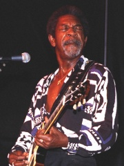 Photo of Luther Allison