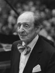 Photo of Vladimir Horowitz