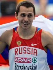 Photo of Yuriy Borzakovskiy
