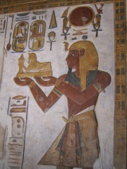 Photo of Ramesses III