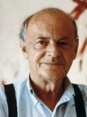 Photo of Cy Twombly