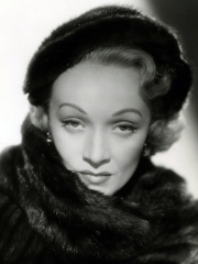 Photo of Marlene Dietrich