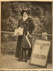 Photo of Sophia Duleep Singh