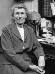 Photo of Inge Lehmann