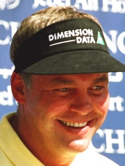 Photo of Darren Clarke