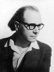 Photo of Olivier Messiaen