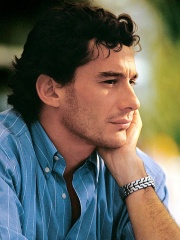 Photo of Ayrton Senna