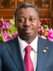 Photo of Faure Gnassingbé