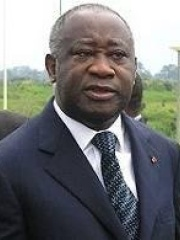 Photo of Laurent Gbagbo