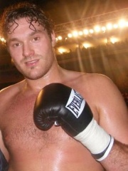 Photo of Tyson Fury