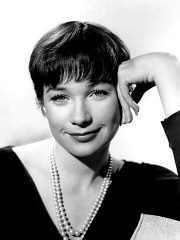 Photo of Shirley MacLaine
