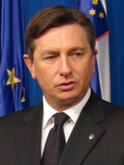 Photo of Borut Pahor