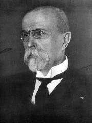 Photo of Tomáš Garrigue Masaryk