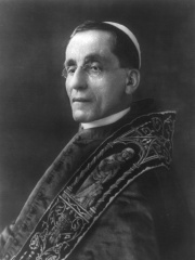 Photo of Pope Benedict XV