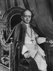 Photo of Pope Pius XI