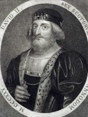 Photo of David II of Scotland