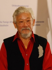 Photo of David Suzuki