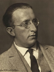 Photo of Erich Mendelsohn