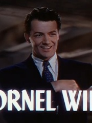 Photo of Cornel Wilde