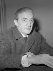Photo of John Barbirolli