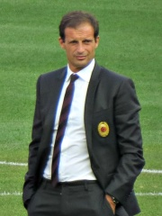 Photo of Massimiliano Allegri