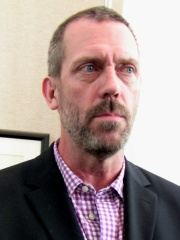 Photo of Hugh Laurie