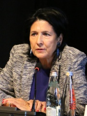 Photo of Salome Zourabichvili