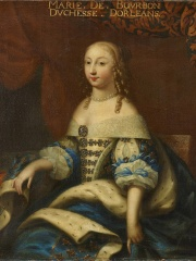 Photo of Marie de Bourbon, Duchess of Montpensier