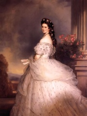 Photo of Empress Elisabeth of Austria