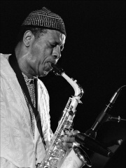 Photo of Ornette Coleman