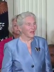 Photo of Janet Rowley