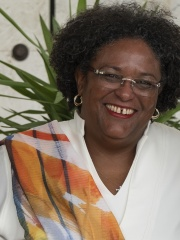 Photo of Mia Mottley