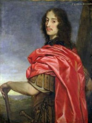 Photo of Prince Rupert of the Rhine