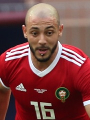 Photo of Nordin Amrabat