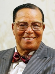 Photo of Louis Farrakhan